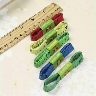 1PC New Soft Ruler 1.5M CM and CITY-Inch Measure Tape Tailor Body Measuring Tape