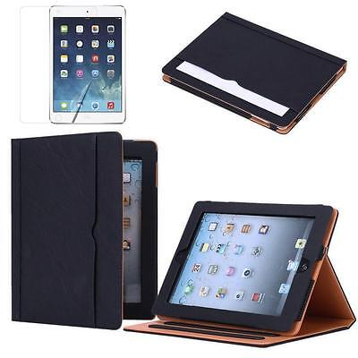 Folio Patterns Luxury Leather Smart Case Cover Stand for ipad Pro/ Air 1/2 mini