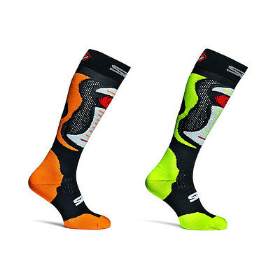 Sidi Faenza Fluo Moto Motorcycle Motorbike Casual Socks | All Colours & Sizes