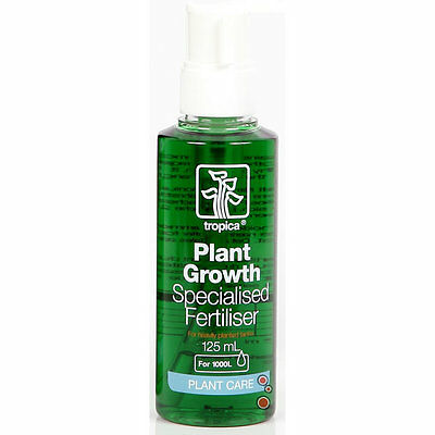 Tropica Plant Growth Specialised Fertiliser 125 ml
