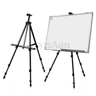 Telescopic Easel Tripod Display Artist Field Painting Drawing Board Studio Stand