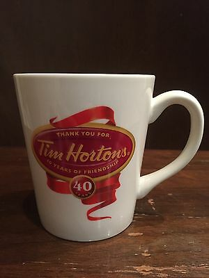 Tim Hortons 2004 Limited Edition Collectors Coffee Mug #004 English French