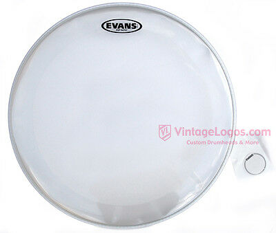 Evans EQ3 Batter Clear Bass Drumhead  22 in.