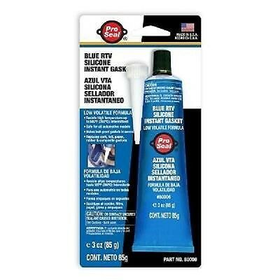 1PC Pro Seal 3 oz. blue RTV Silicone Instant Gasket 80006 PROSEAL FREE SHIPPING