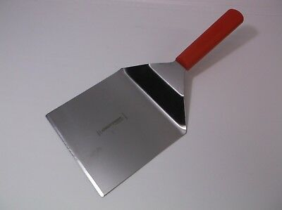 Dexter Russell S287-6.5  Red Handle Heavy Duty Metal Turner Giant Shovel Spatula