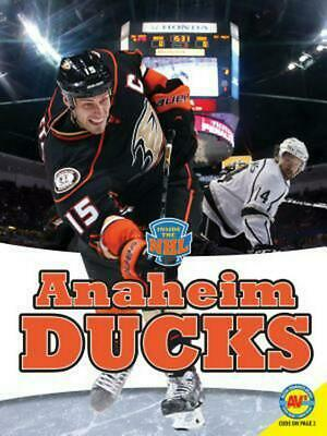 Anaheim Ducks by Nick Day (English) Library Binding Book Free Shipping!