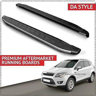 Running Boards Side Steps for Ford (DA) Kuga SUV 2008-2014