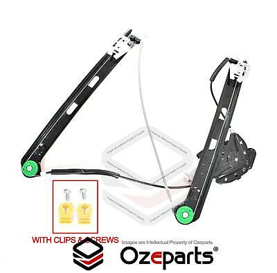 FRONT LH Left Hand Window Regulator With Motor For BMW 3 Series E46 1998~2005