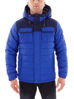 O'Neill Functional jacket Outdoor Quilted Charger blau water resistant