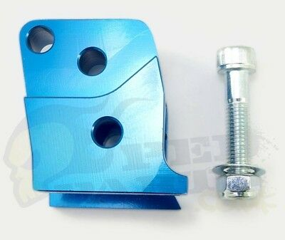peugeot ludix blaster jack up BLUE suspension riser