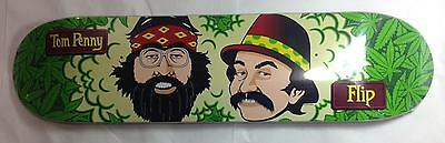 "Flip Tom Penny ""mary Jane"" Cheech And Chong Skateboard Deck-8.0"""