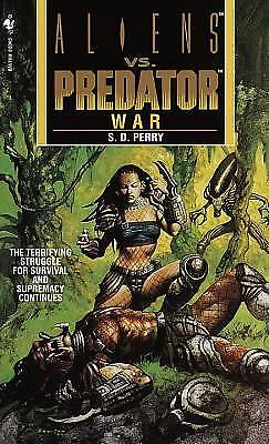 War by S. D. Perry