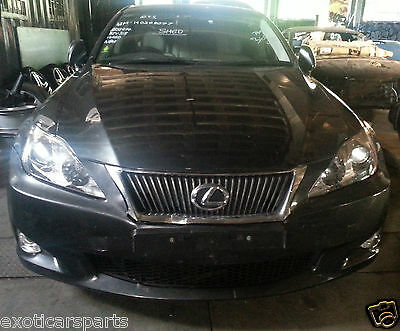 Lexus Is250 Gse20R 2009 Sports Luxury 4Dr Sedan 6Sp Auto - Now Wrecking!