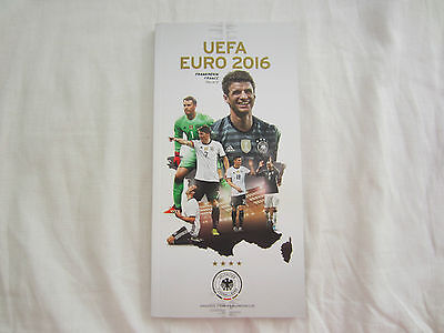 2016 Uefa European Championship German Media Guide
