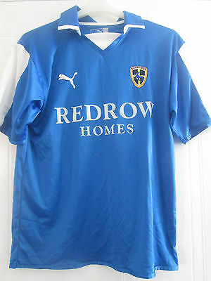 Cardiff City 2004-2005 Home Football Shirt Socks Shorts Size Medium Adult /40708