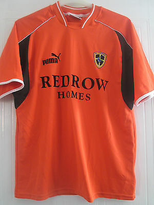 Cardiff City 2003-2004 Third Football Shirt Size Medium Adult /40711
