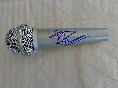 KID CUDI Signed Autographed Microphone A