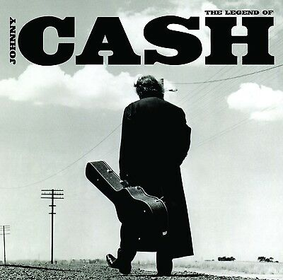 The Legend Of [VINYL] = Johny Cash