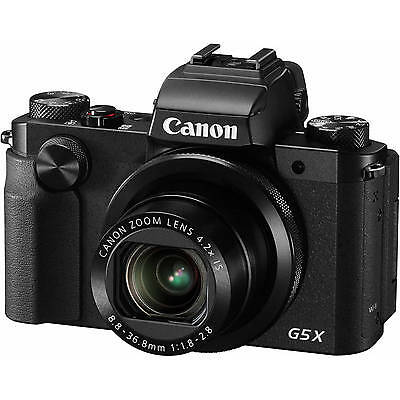 Memorial Day Deal Sale G5x Brand New Canon Powershot G5 X Digital Camera