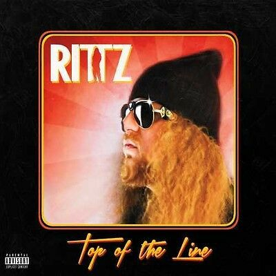 Rittz - Top of the Line [New CD] Explicit