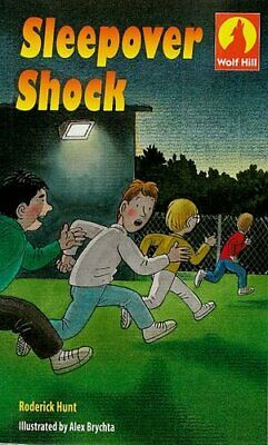 Wolf Hill: Level 5: Sleepover Shock: Sleepover Sho... by Brychta, Alex Paperback