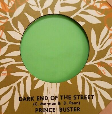 Dark End Of The Street / Holding Out Prince Buster