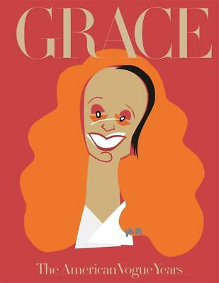 Grace: The American Vogue Years by Grace Coddington (English) Hardcover Book Fre