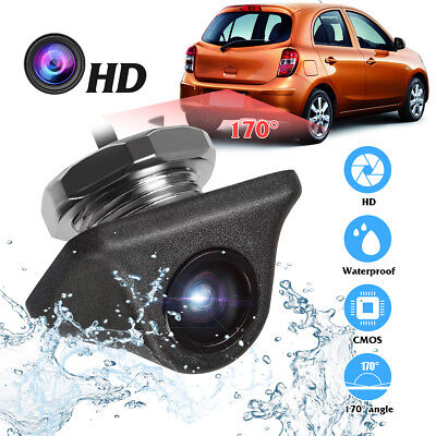 Universale 170° Hd Telecamera Retrocamera Night Vision Impermeabile Auto Camera
