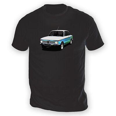 New Class Mens T-Shirt -x13 Colours- Gift German Classic Series Vintage Car