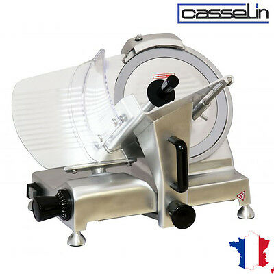 Trancheuse a jambon Professionnel 250 mm Casselin