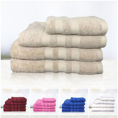 Luxury 100% Egyptian Cotton Super Soft Towels 600 GSM Hand Bath Towel Bath Sheet