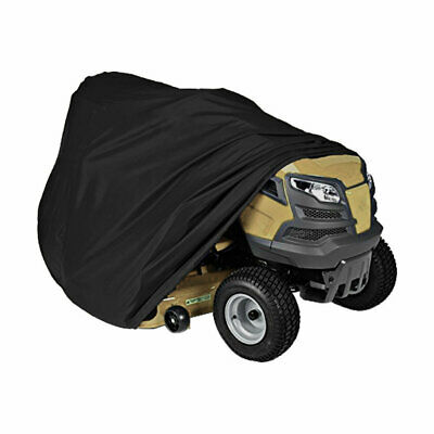 Premium Ride On Lawn Mower Cover Heavy Duty 150D Oxford Dust Rain UV Protection