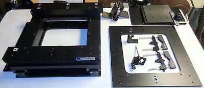 "Idc Linear Stage 16"" X 16"" / 2 - Newport Vlh-3 / Parker / Thor Labs."