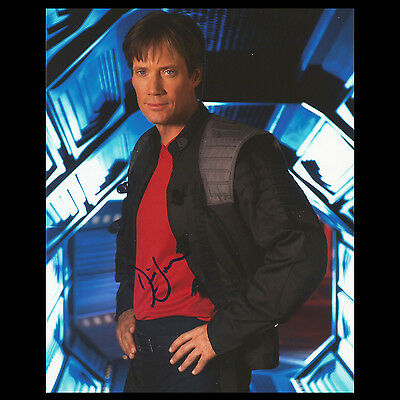 Andromeda - Kevin Sorbo Autograph signed 20,5 cm x 25,5 cm