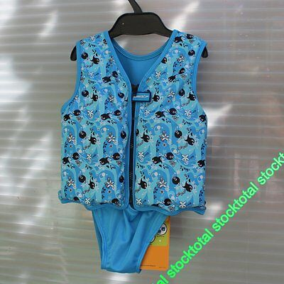 Traje Flotador Speedo  Niño 5-6 Años Bobble Float Suit Pvp 32€