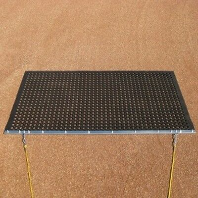 Original Infield Eraser Mat 5' x 3' with Tow Rope