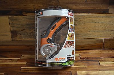 Worx Zip Snip (WX08IL) Lithium Rechargeable Cordless Electric Handheld Cutter