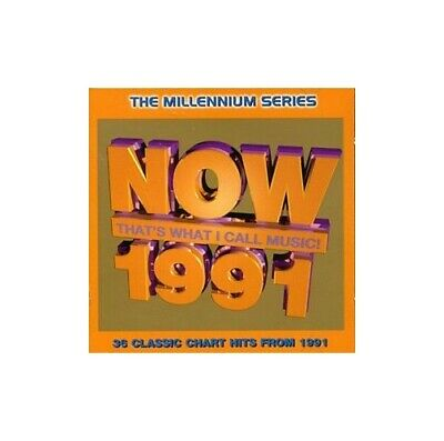 Various Artists - Now That's What I Call Music 1991... - Various Artists CD M3VG