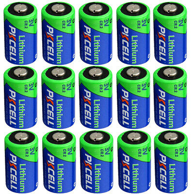 40pcs CR2 Camera Photo Batteries CR2A CR15H270 3V Lithium Battery PKCELL CA