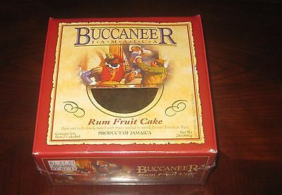 Buccaneer Fruit Rum Cake 24 oz