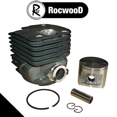 CYLINDER, PISTON And RINGS ASSEMBLY FITS HUSQVARNA 371 371K And 372 CHAINSAW