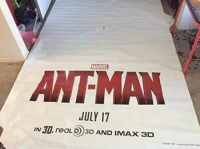 Ant man theatrical banner