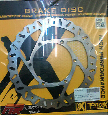 ProX Front Brake Disc Rotor Yamaha YZ250F YZ 250F 250 F (2016) Front Rotor