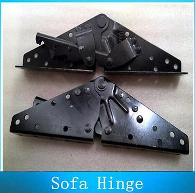 Furniture Hardware Accessories Sofa Bed Folding Hinge features Connector X2