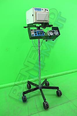 Respironics 552009 Bipap S/T-D 30 Ventilator Support System with Stand