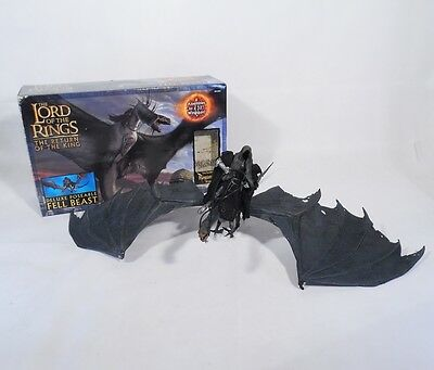 Lord Of The Rings - The Return Of The King / Fell Beast Deluxe + Ringwraith 6""