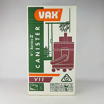 Vax wet dry V Series II V11 Canister Vacuum | Excellent Condition