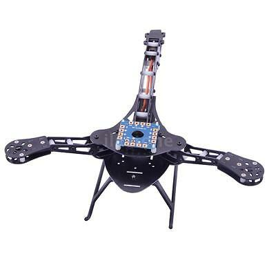 HJ-Y3 Glass Fiber Tricopter/Three-axis Multicopter Frame T8D8