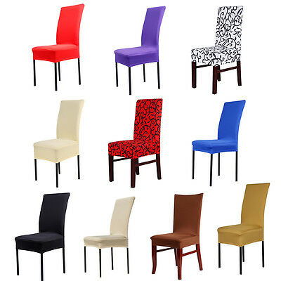Fashion Multicolor Optional Soft Contracted Hotel Home Party Elastic Chair Cover