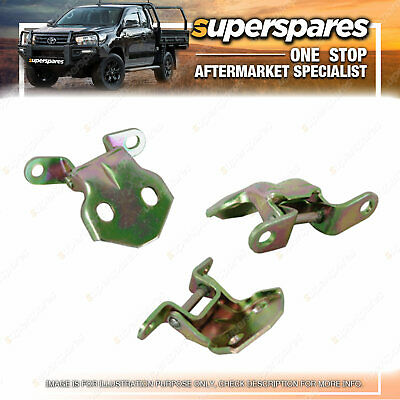DOOR HINGE LEFT LOWER For TOYOTA HILUX RN55/RN85 10/1989-11/1997 NT WAD
